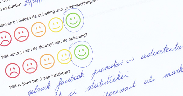 detail evaluatie tine