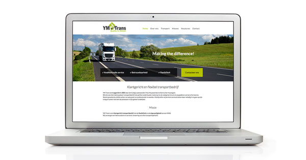 ymtrans webdesign id4web